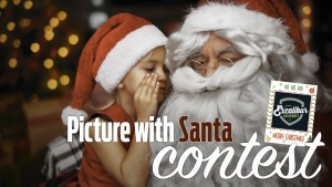 Picture with Santa Contest