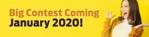Big Contest Coming January 2020!