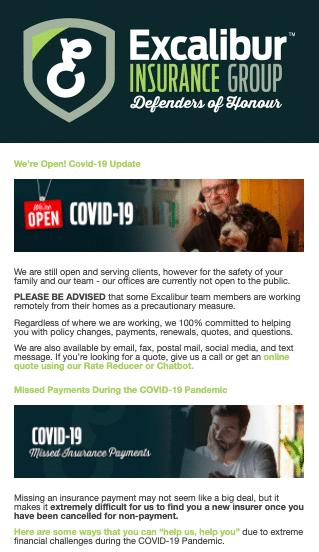 Client April Newsletter