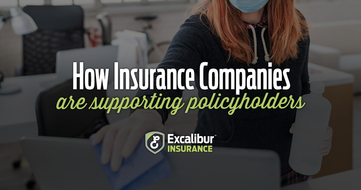 How Insurance Companies Are Supporting Policyholders During COVID-19