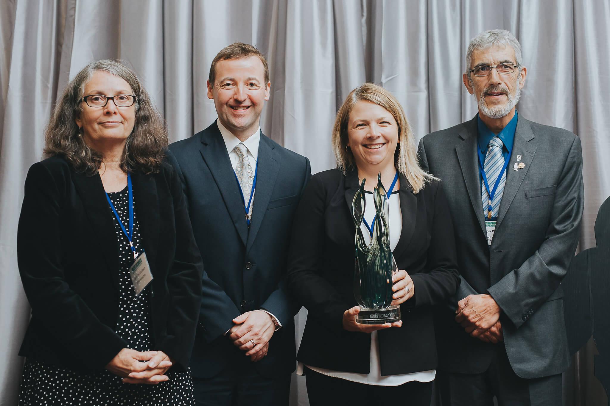 Municipality of Guysborough County Bright Business Community Award 2016