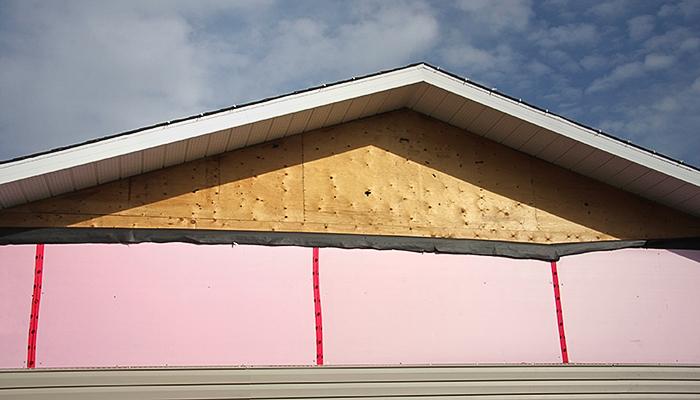home exterior wall insulation