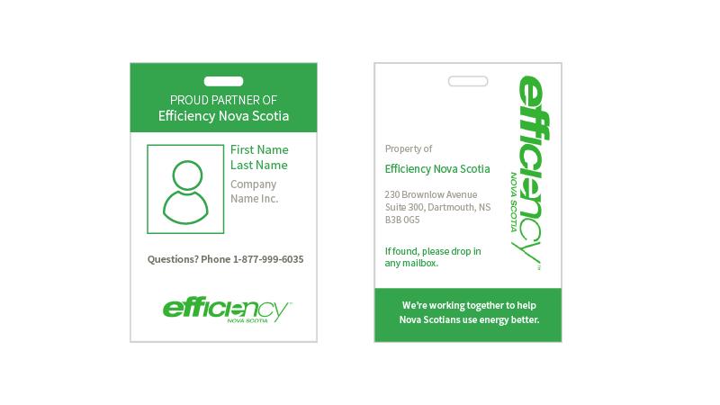 ENS Partner ID Badge
