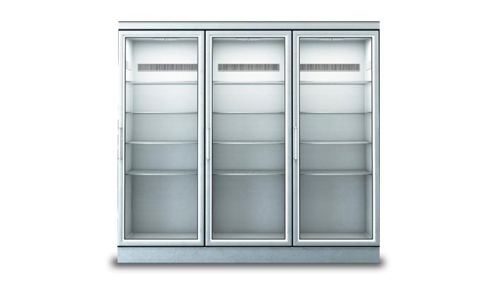 zero energy doors refrigerator