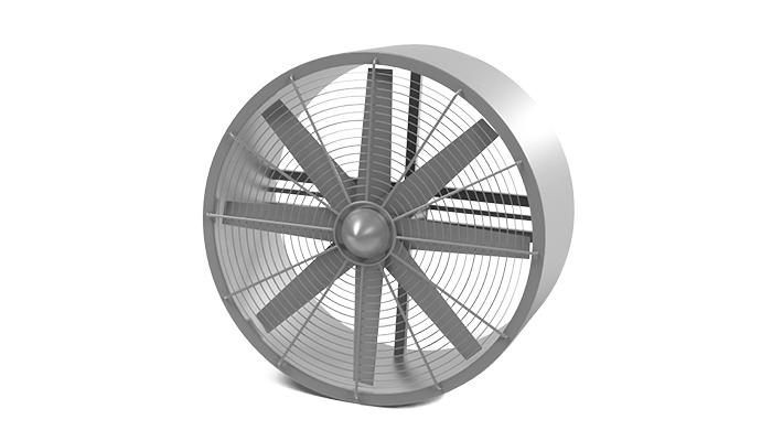 high efficiency fan
