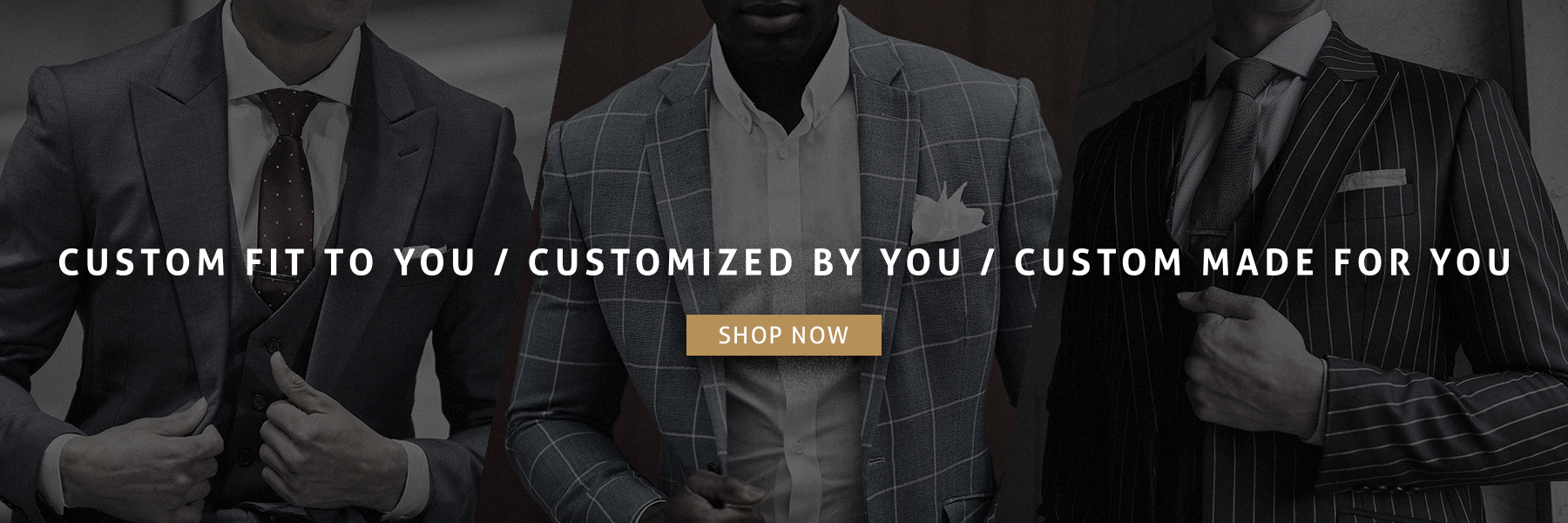 Custom Men's Suits, Jackets and More | Eph Apparel