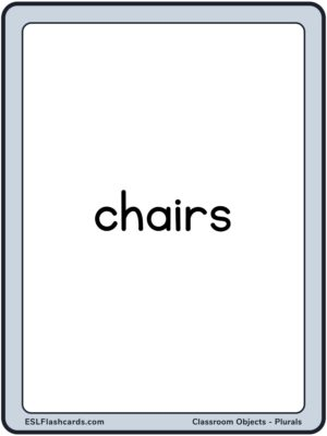 Preview of Word cards, Large