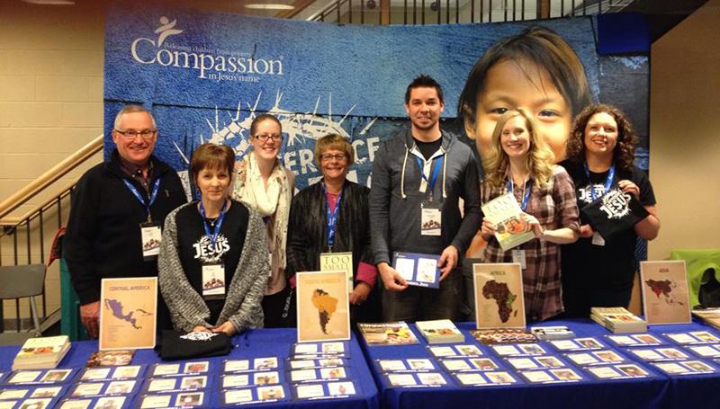 CompassionCA Volunteers