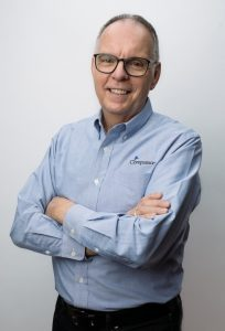 Headshot of Barry Slauenwhite, President and CEO of Compassion Canada