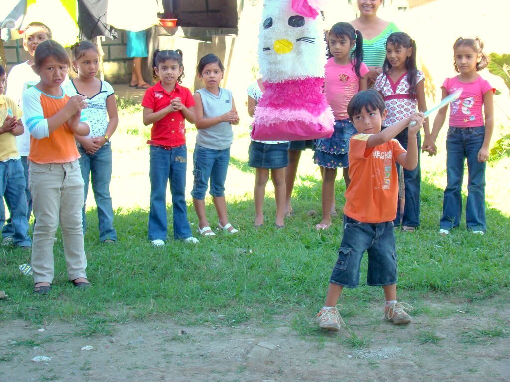 6 piñata celebrations around the world | Compassion Canada