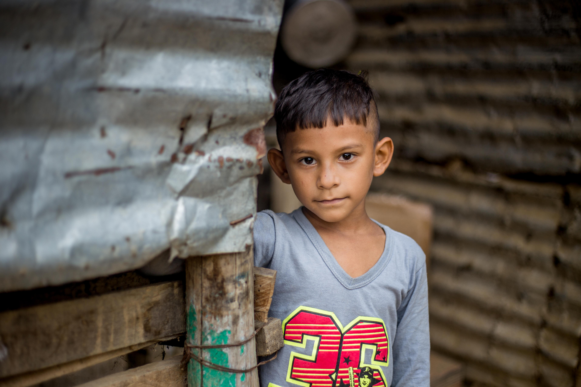 Giving Tuesday - Help us address children and families affected by the humanitarian crisis