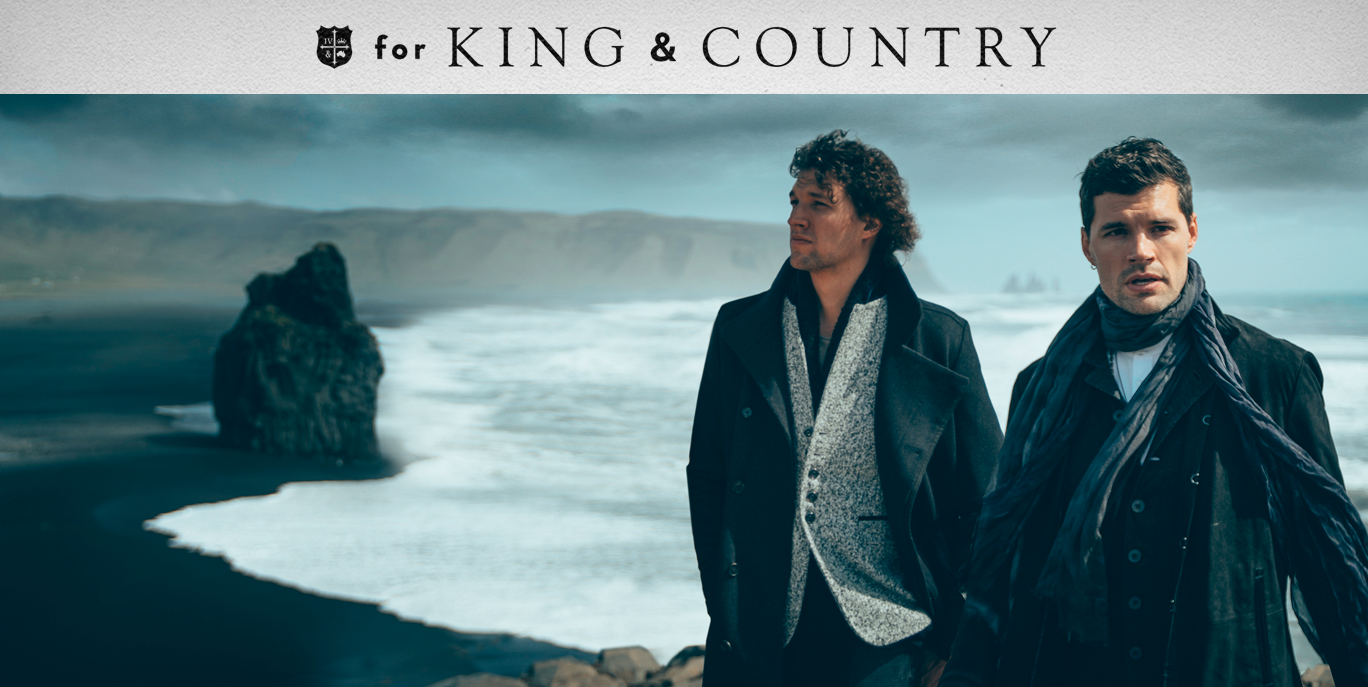 For King and Country Canadian Tour