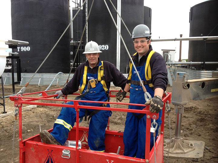 Grande Prairie Oilfield Jobs | Labourers