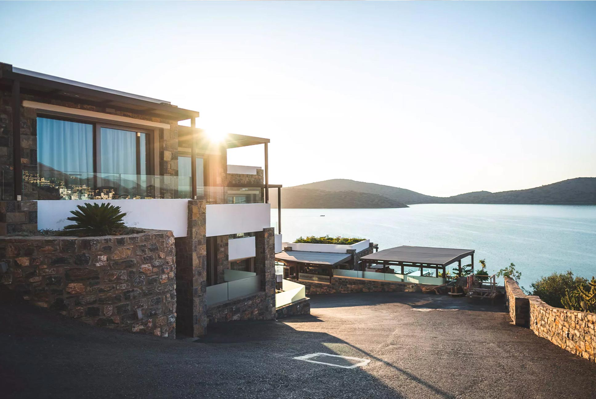 Airbnb insurance for luxury home on a hill near the water