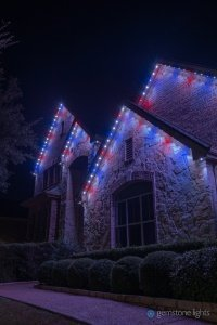 Patriotic light - Gemstone Lights