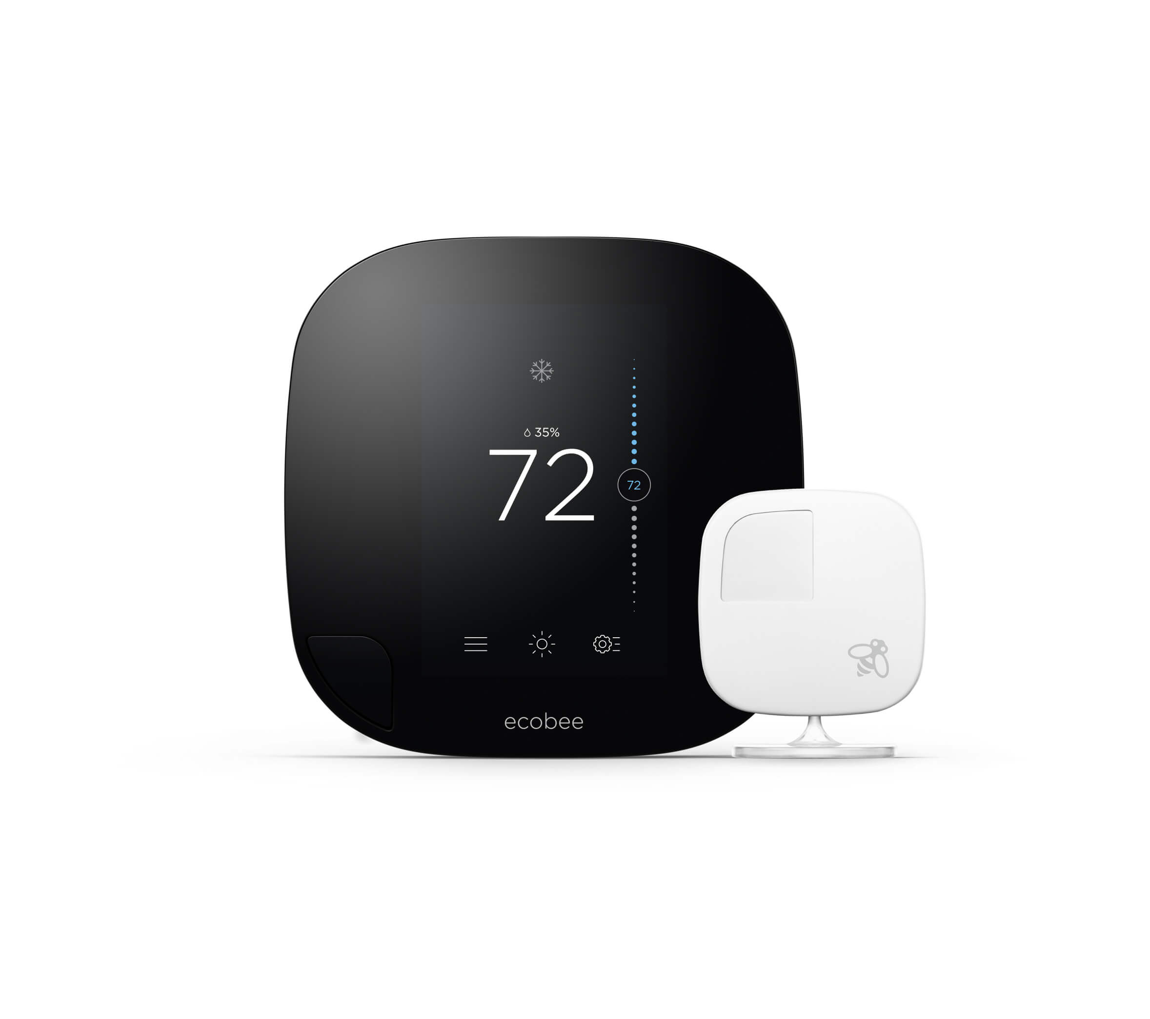 A Guide To Smart Thermostats Which One Works For Me Home Line Voltage Thermostat Wiring Symbols Ecobee 4
