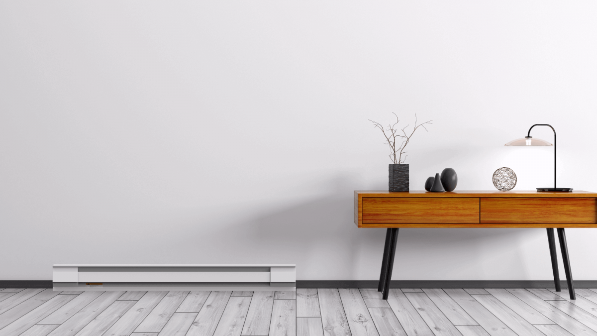 How to Calculate Total Wattage of Baseboard Heaters