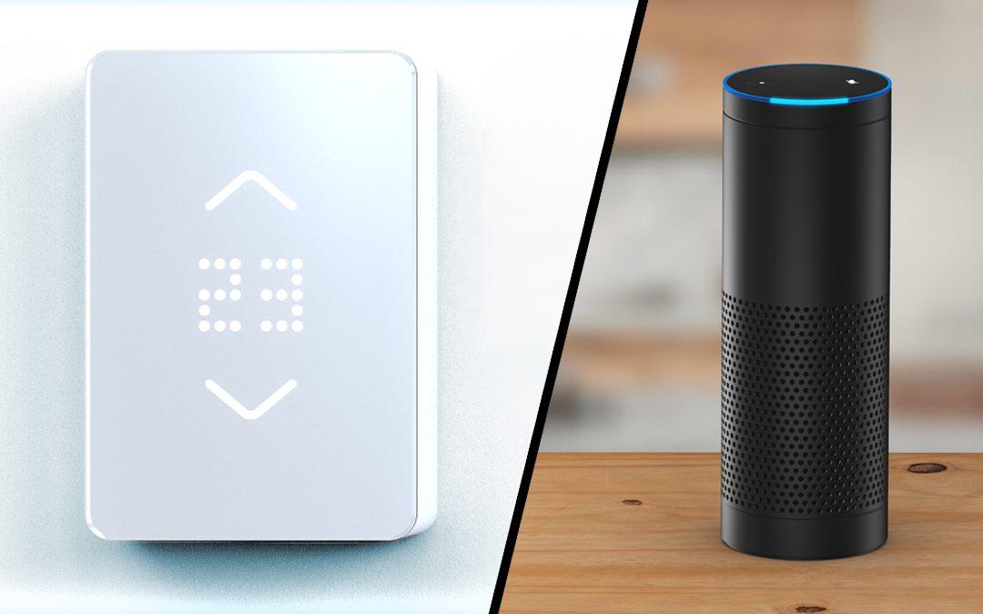 First look at Mysa's Amazon Alexa Integration