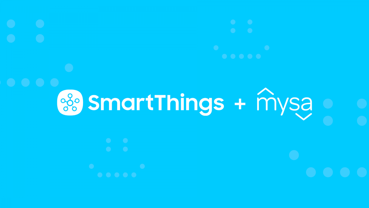 Introducing: Samsung SmartThings!