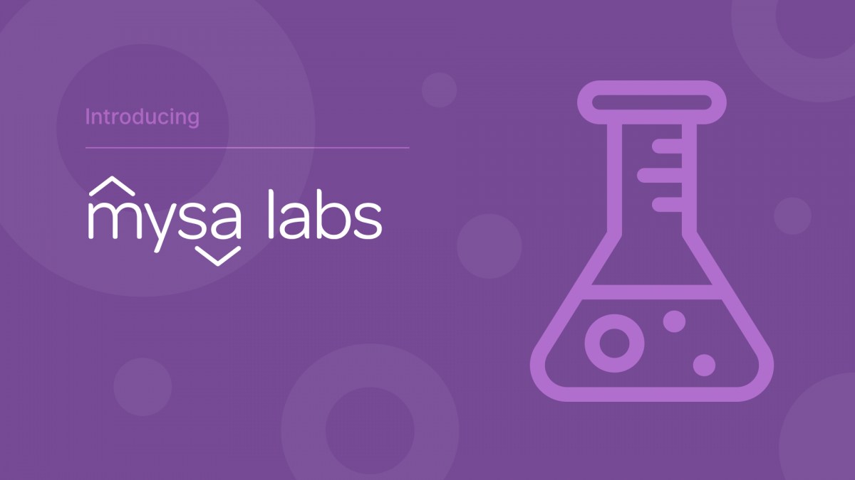 Introducing: Mysa Labs