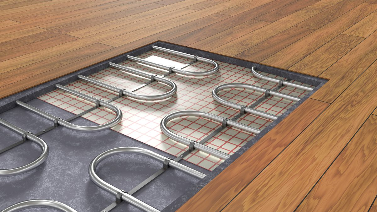 How To Calculate The Total Wattage Of Your In-Floor Heating System