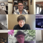 The Goonies Cast Virtual Reunion With Josh Gad | Video