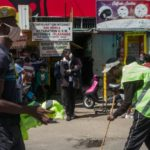 People caught without masks forced to sweep streets in Madagascar [ARTICLE]