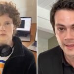 Watch Dylan O'Brien Act Out a Memorable Social Network Scene
