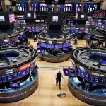 Wall Street ends mixed as China-U.S. tensions weigh