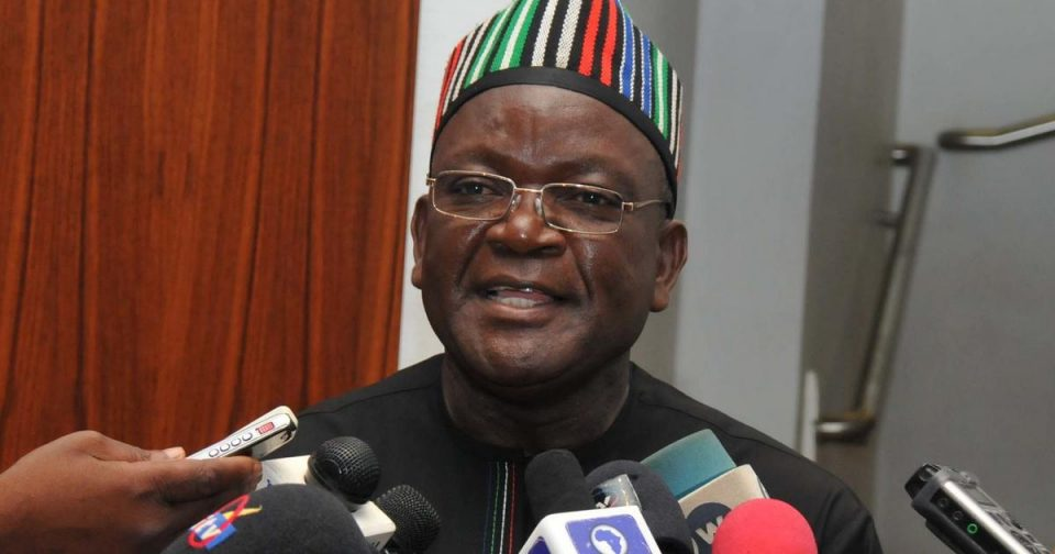 Gov Ortom rescinds order allowing religious activities, markets in Benue [ARTICLE]