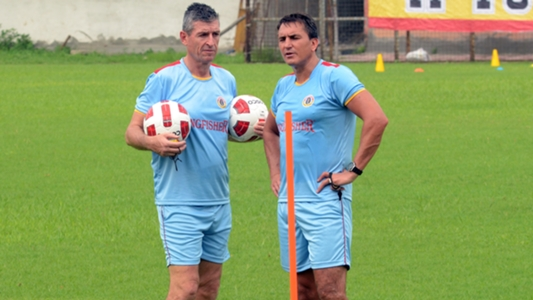 Trevor Morgan - East Bengal needs stability on and off the field to achieve success