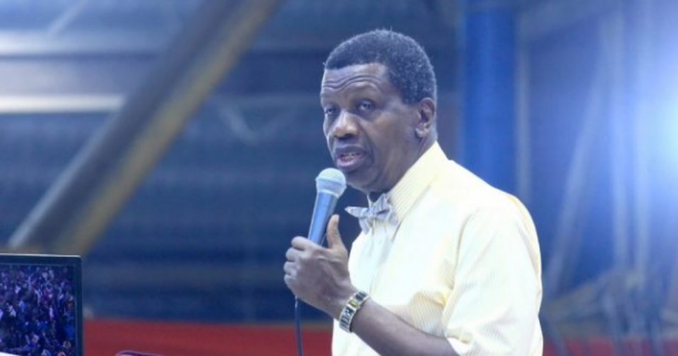 Adeboye: 'It'll take a special miracle for coronavirus to disappear' [ARTICLE]