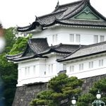 Man arrested after swimming moat to enter Japan palace grounds [ARTICLE]