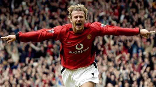 'Beckham impossible to oust from Man Utd team' as Euro 96 icon Poborsky reflects on Old Trafford career