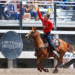 Cheyenne Frontier Days, world's largest outdoor rodeo, canceled for 1st time in over a century