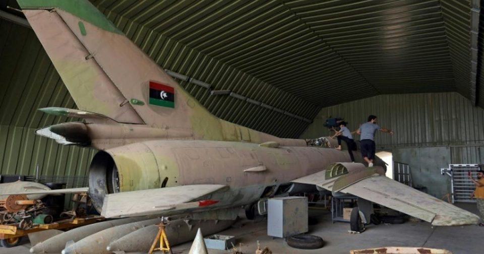 UN concerned by US claims Russia sent jets to Libya [ARTICLE]