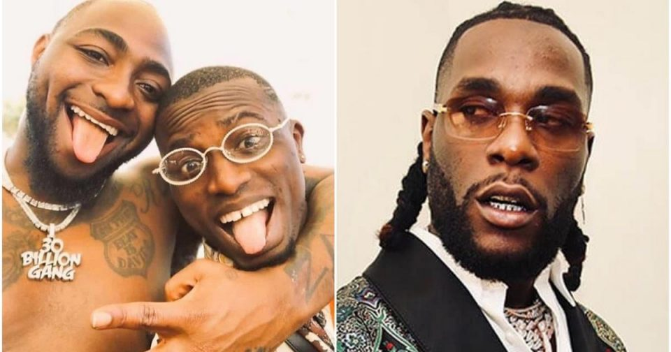 Aloma DMW threatens Burna Boy over alleged beef with Davido [Video] [ARTICLE]