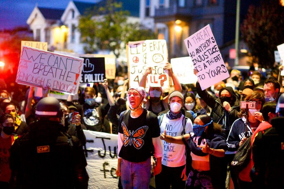 Federal Protective Service officer killed, another injured in Oakland shooting amid George Floyd protests