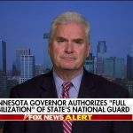 Rep. Emmer blasts Minnesota gov, Minneapolis mayor over response to riots, says they 'let the city burn'