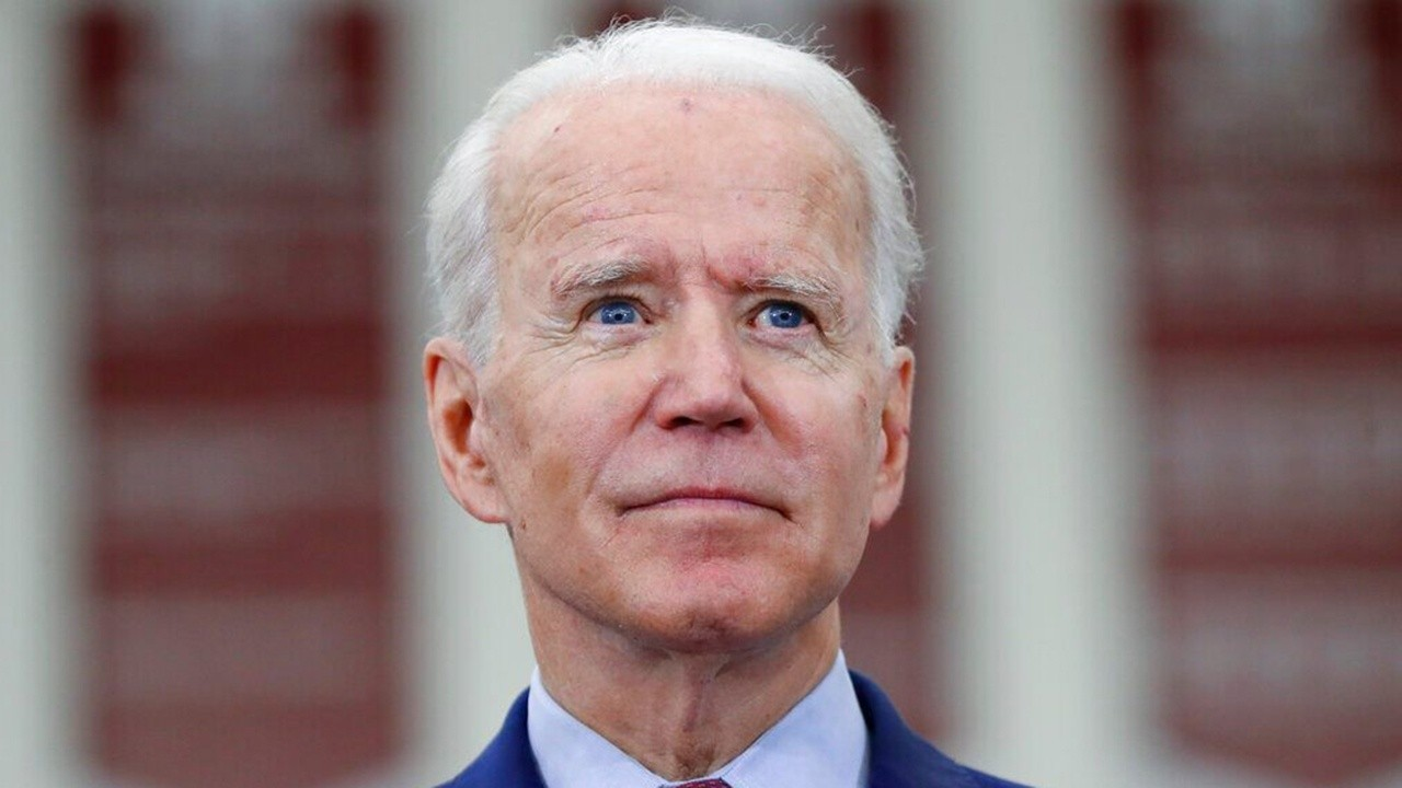 Biden condemns riots over George Floyd death, calls for end to 'needless destruction'