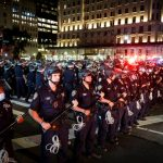 NYPD says 292 officers injured during George Floyd protests, as police across US come under siege