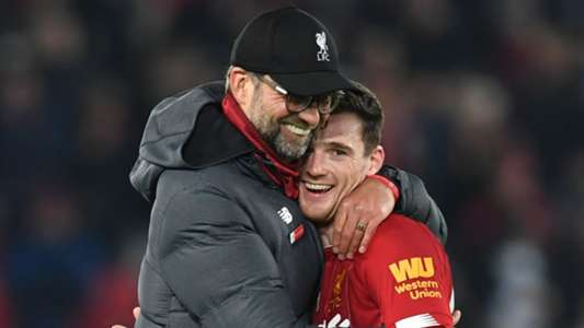 'Give Klopp a couple more beers!' - Robertson's cheeky bid to get a few days off