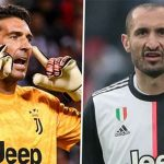 Juventus legends Chiellini and Buffon sign new deals with Serie A champions