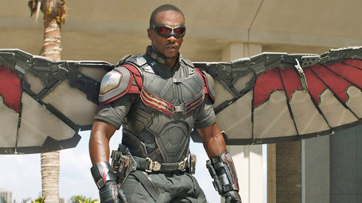 Anthony Mackie Calls Out 'Racist' Aspect Of MCU's 'Black Panther'