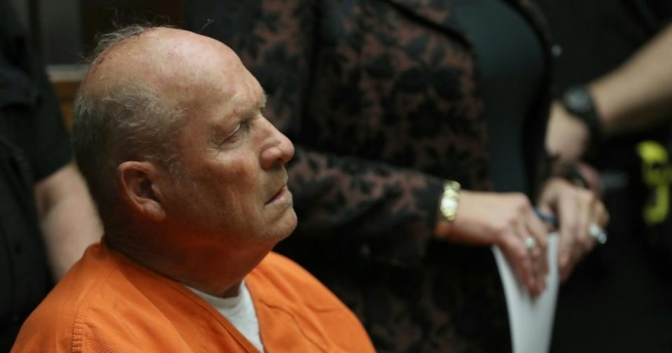 US 'Golden State Killer' pleads guilty to multiple murders [ARTICLE]