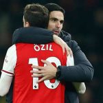 Arsenal role for Ozil if World Cup winner is 'willing' while Arteta remains confident on Saka contract