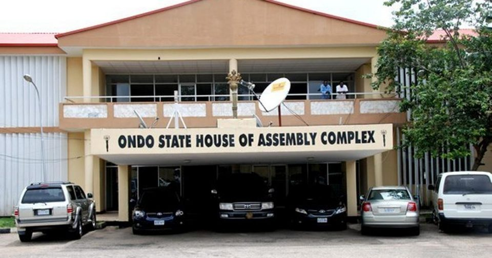 Ondo Assembly suspends Deputy Speaker as Majority Leader resigns [ARTICLE]