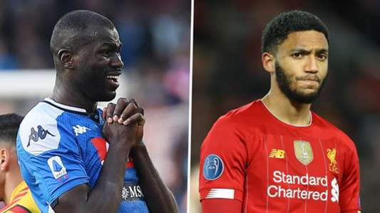 'Koulibaly's Liverpool links are harsh on Gomez' – McAteer not convinced by talk of big-money deals