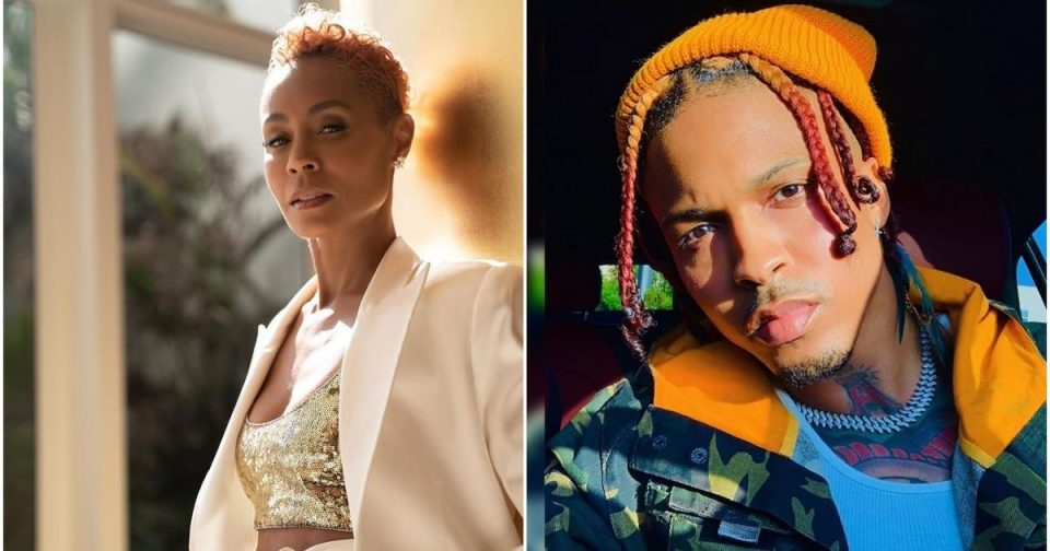 Jada Pinkett Smith admits she had a relationship with August Alsina [ARTICLE]
