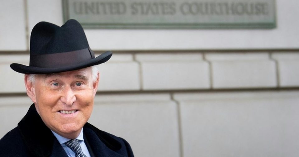 Trump commutes prison sentence of ally Roger Stone: W. House [ARTICLE]